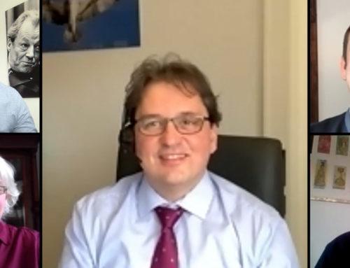 Breite Unterstützung für Axel Flader als Landrat