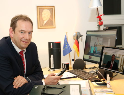 Henning Otte erneut Bundesmitgliederbeauftragter