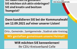 CDU sucht Sie
