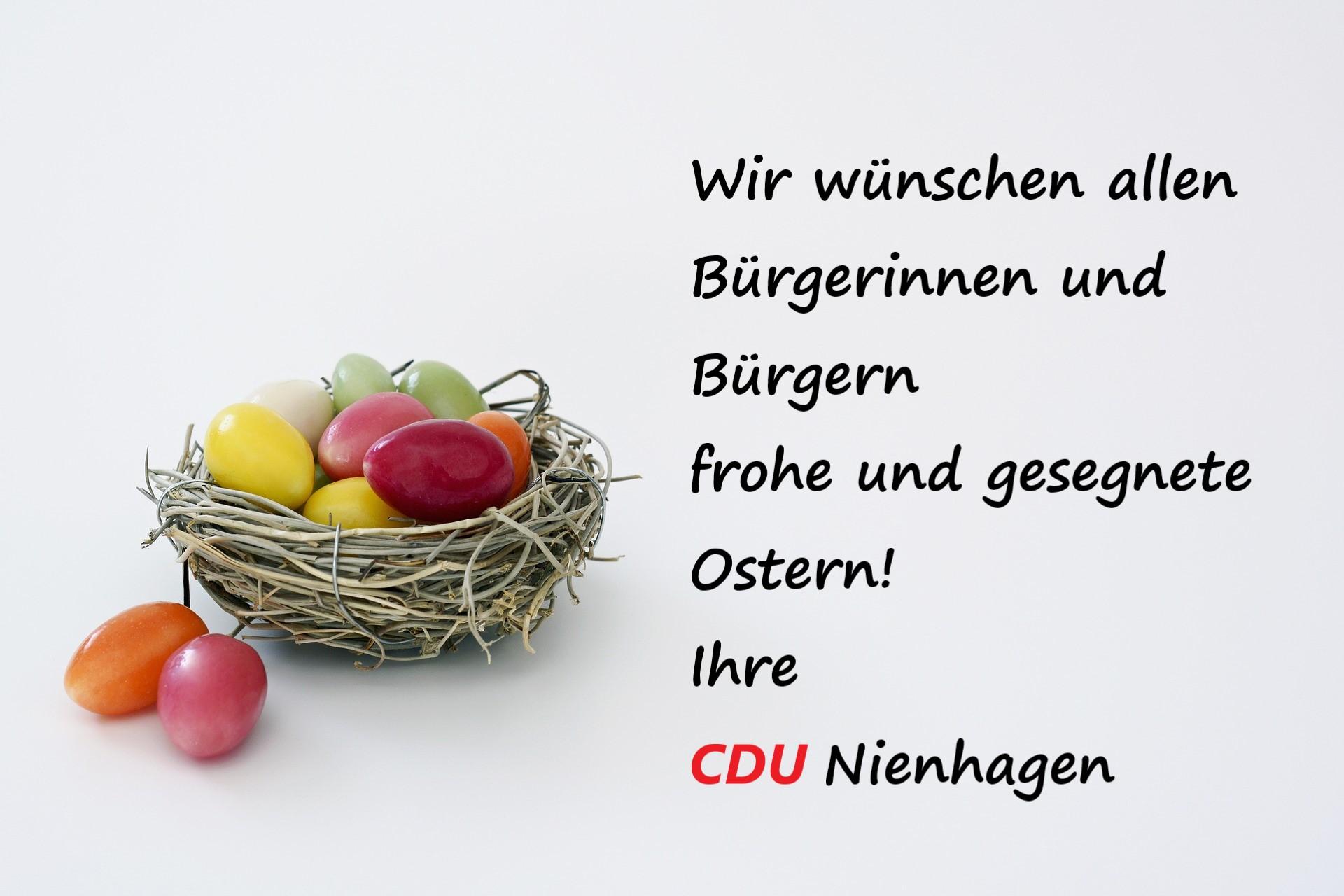 CDU Nienhagen