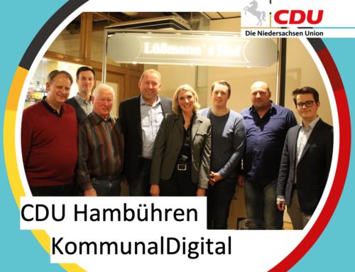CDU Hambühren setzt auf KommunalDigital
