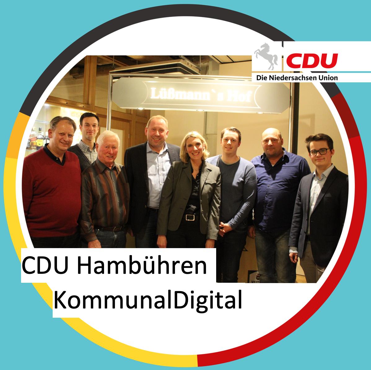 CDU Hambühren Vorstand