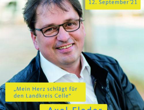 Axel Flader zum CDU-Landratskandidaten gewählt