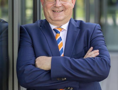 Torsten Harms als Fraktionsvorsitzender wiedergewählt